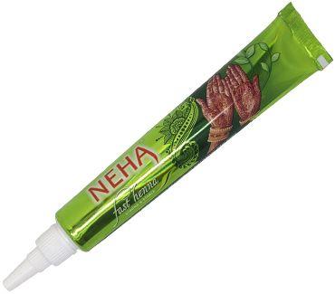 Коричневая хна для тату Neha Neha