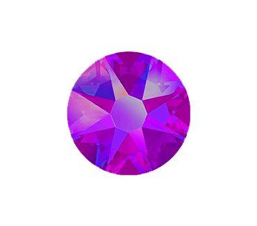 Стразы фиолетового цвета
